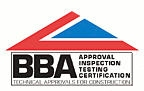 Materials approved by British Board of Agr�ment Certification